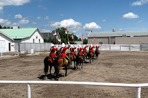 The Fort (Museum of the North West Mounted Police), Fort Macleod, Canada