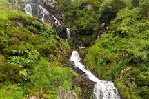 Assaranca Waterfall, Ardara, Ireland