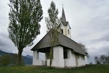 St. Mark's Church in Vrba, Žirovnica, Slovenia