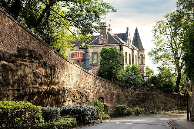 Nottingham Castle (Canal Street) Car Park