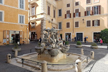 Piazza Mattei, Rome, Italy
