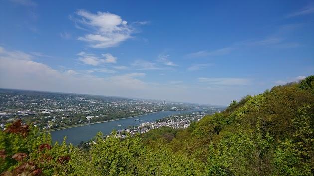 Rundflug Bonn, Drachenfels Bergisches Land,Talsperren,Kölner Dom,Flughafen Köln