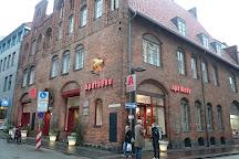 Loewen-Apotheke, Lubeck, Germany