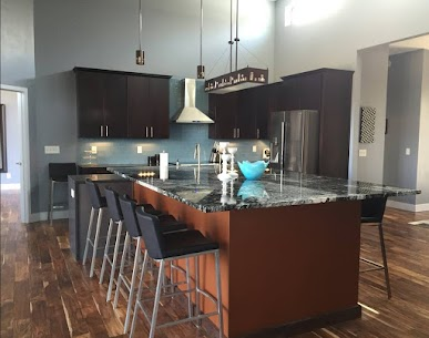 AGS Stone Kitchen Remodel