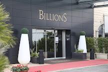 Billions, Rome, Italy