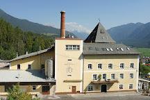 Brauerei Schloss Starkenberg, Tarrenz, Austria