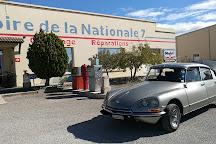 Musee Memoire de la Nationale 7, Piolenc, France