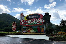 Santa's Land Family Theme Park & Zoo, Cherokee, United States
