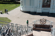 The Poltava Battle History Museum, Poltava, Ukraine