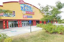 The Amazing Pizza Machine, Omaha, United States