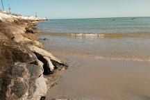 Panis Beach, Foce Varano, Italy