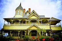 W.H. Stark House, Orange, United States