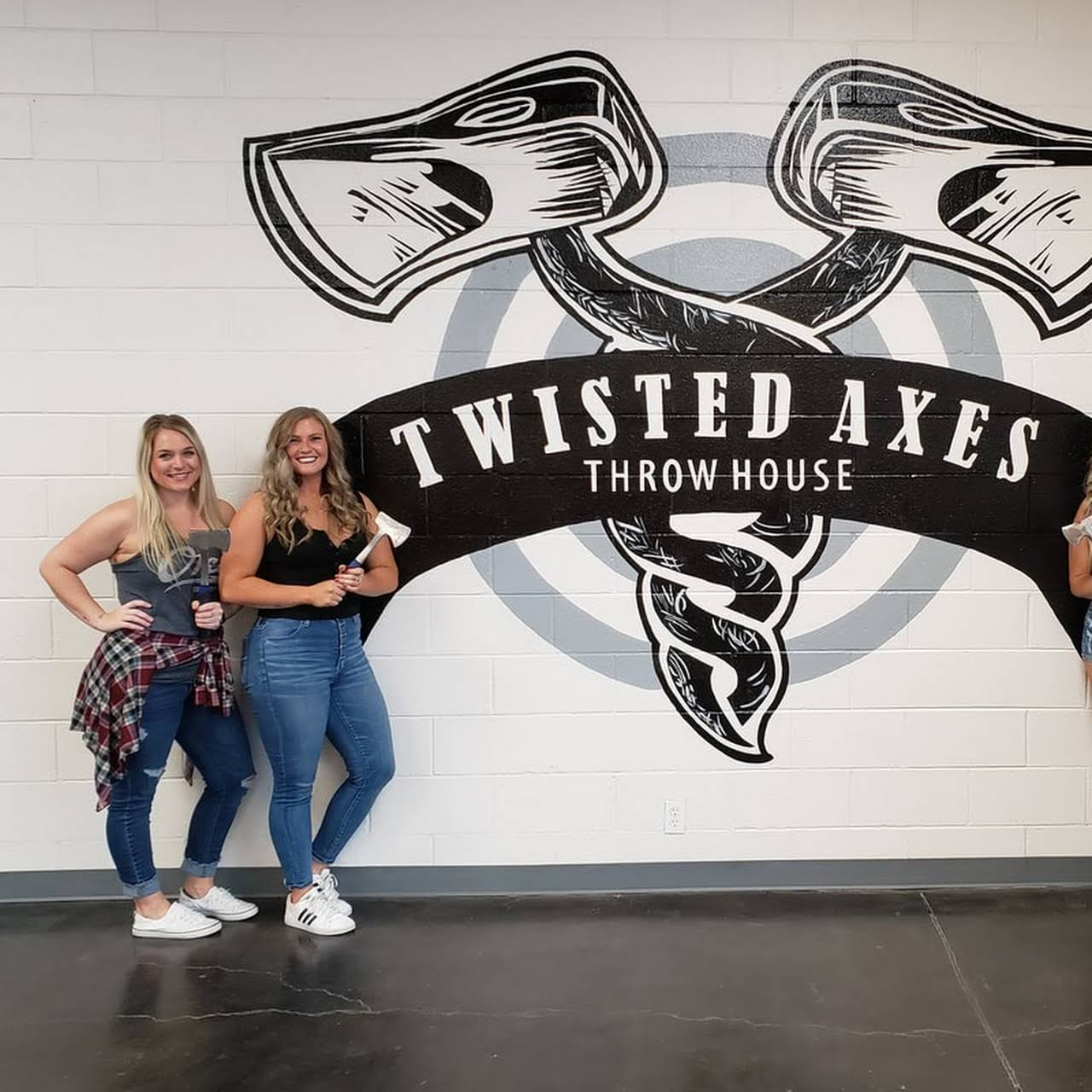 Twisted Axes Throw House - At Twisted Axes Throw House we offer ...