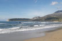 Kaminia Beach, Eleios-Pronnoi, Greece