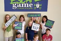 Escape Game Coeur d'Alene, Coeur d'Alene, United States