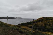 Faro Corona en Chiloe, Ancud, Chile
