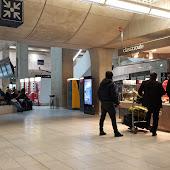 Железнодорожная станция  Aeroport Charles De Gaulle 2 Tgv