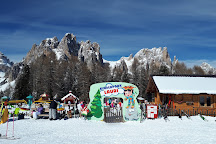 KinderPark Ciampedie, Vigo di Fassa, Italy