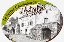 Ferme Caussenarde d'Autrefois, Hures-la-Parade, France
