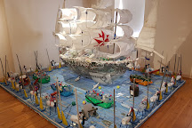New World Museum (Musee du Nouveau-Monde), La Rochelle, France