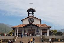 Santuario de Santa Teresa de Los Andes, Valparaiso Region, Chile
