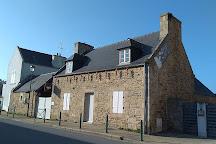 La Maison des Johnnies et de l'Oignon de Roscoff, Roscoff, France
