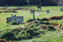 Fun Zone Adventure & Family Park, Whitianga, New Zealand