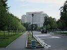 Городской сад им. А. С. Пушкина, Советская улица, дом 70 на фото Сарапула