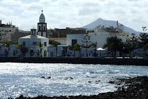 Iglesia de San Gines, Arrecife, Spain