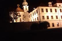 Břevnov Monastery, Prague, Czech Republic