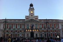 El Oso y el Madrono, Madrid, Spain