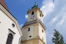 Bratislava Old Town, Bratislava, Slovakia