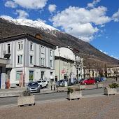 Автобусная станция   Tirano