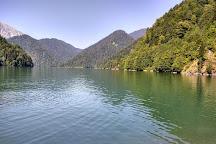 Lake Rica, Gagra, Georgia