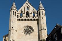Eglise Abbatiale Saint Sour, Terrasson-Lavilledieu, France