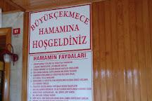 Buyukcekmece Hamami, Istanbul, Turkey