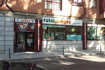 Rutas Pangea, Madrid, Spain