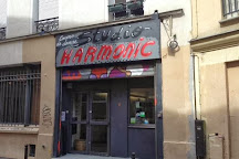 Studio Harmonic, Paris, France