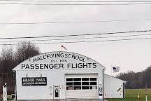 Ernie Hall Aviation Museum, Warren, United States