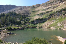 Cecret Lake Trail, Alta, United States