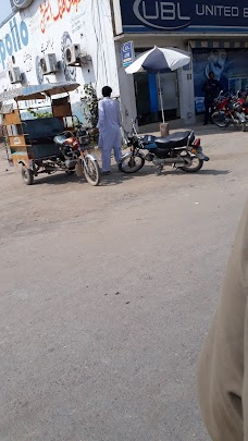 United Bank Limited chiniot