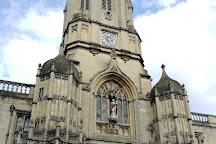 Tom Tower, Oxford, United Kingdom