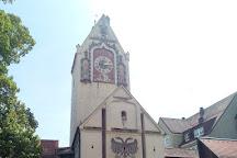 Ulmer Tor, Memmingen, Germany