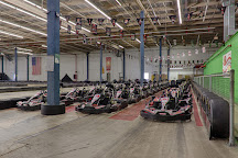 The Pit Indoor Kart Racing, Mooresville, United States