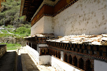 Jangtsa Dumtseg Lhakhang, Paro, Bhutan