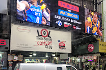 LOL Times Square Comedy Club, New York City, United States