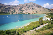 Lake Kournas, Kournas, Greece