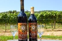 Cava Winery & Vineyard, Hamburg, United States