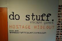 Do Stuff Escape Games, London, United Kingdom