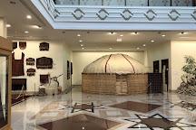 Turkmen Carpet Museum, Ashgabat, Turkmenistan